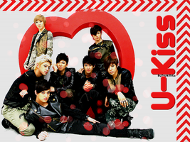U-KISS, by TsukiNita
