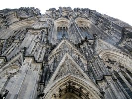 cologne cathedral 2 by loLaurer