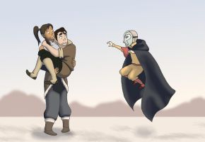 Borra Week 2012: Prank by Maran-Zelde