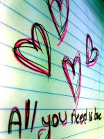 All You Need Is Love by NitzanM