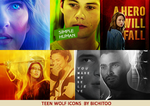 Teen Wolf Icons by AnyManson