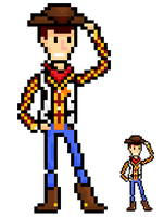 Woody by Marbles16