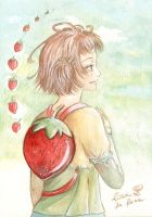 Strawberry style XD by Ernestgirl