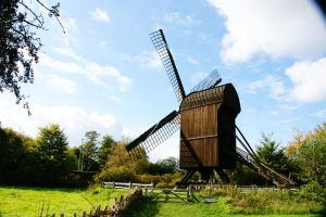 The old mill 2 by Heurchon