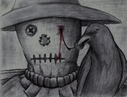 Scarecrow by CallMePin