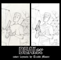 DEAler 1 cover layouts by HCMP