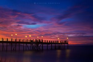 Blue Hours by harivode