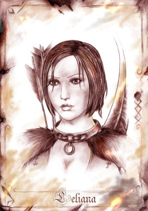 Dragon Age Origins, Leliana Dragon Age Leliana's Song DLC Review.