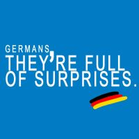 Germans are full of surprises by TheEndWhereIBegin
