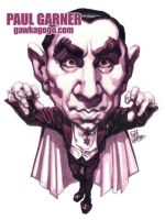 Bela Lugosi as The Count by PaulGarner