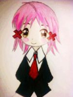 chibi amu by drawinganimefreak666