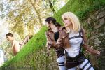 Attack on Titan (Lucca2014) Ymir and Historia 02 by Noriyuki83
