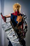 Cloud Strife by chongbit