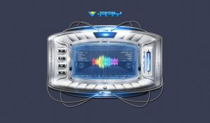 cyber v-ray by graphomet