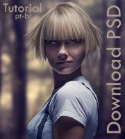 Tutorial + PSD Download free by RodrigoBrito