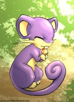 PM - Rattata by KatiraMoon