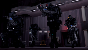 Special forces by Cypher8462