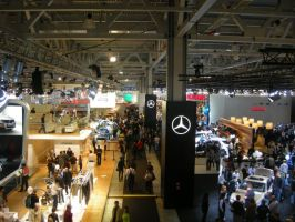 Moscow Auto Show 2008 by r3code