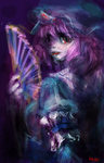 yuyuko by THE-LM7