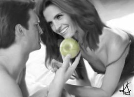 Caskett-My Safe Word is Apples by castlefreak005