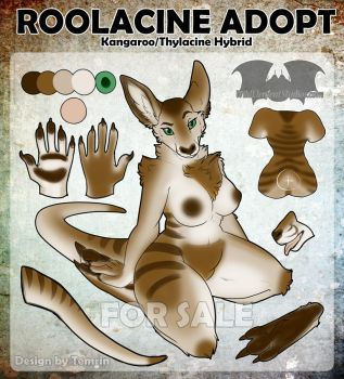 Roolacine Adopt (SOLD) by Temrin
