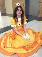AVCon 5 - Princess of Sarasaland by paratroopaCx