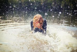 Splash by PhotoYoung