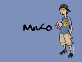 -miko.street soccer- by madcat7777777