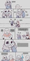 .Undertale Fancomic: Annoying Dog - Page 6.+ by Kintanga