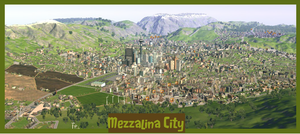 Mezzalina City by C-MaxisGR