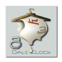 Dali Clock by sevensteps2heaven