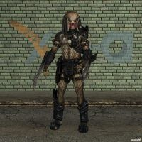 XNA Predator Dark by X-N-A