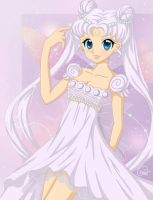 Princess Serenity by spades7717