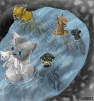 Contest - WindClan Rescue by Hedgey