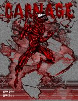 Carnage A Beast of ALL Beasts by GRIDALIEN