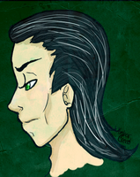 Loki Profile by monsterabound