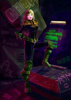 Judge anderson by TooFriendly