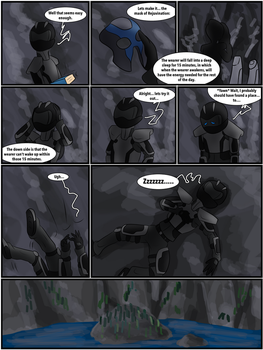 Hunters and Hunted Ch 5 Pg 20 by Saronicle