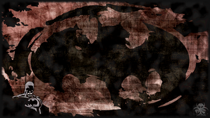 Dark Knight : Tattered by RogueVincent