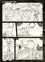 COMIX A Halloween Short Story p01 by theEyZmaster
