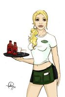 Sookie Stackhouse by tiikay