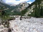 Mountain Riverbed by Specter114