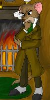 GMD: Basil of Bakerstreet by galaxyofgover