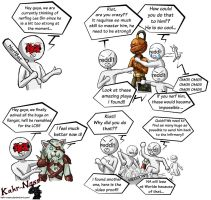 [Comic] Reddit and Riot changes by Kahr-Noss