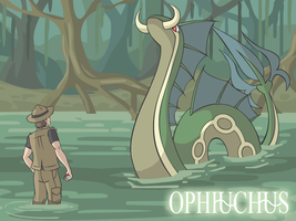 Ophiuchus by cobaltdragon
