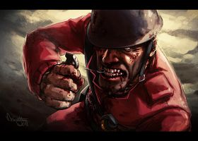 TF2 - I WIN, MAGGOT by TheMinttu
