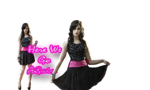 Demi Lovato Png by RosaCyrus