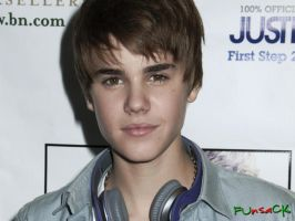 Justin Bieber Wall 23-07-11 by maxmk04