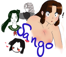 Sango by Fictional-Fact