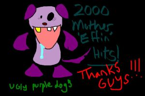 2000 hits by gugi40
